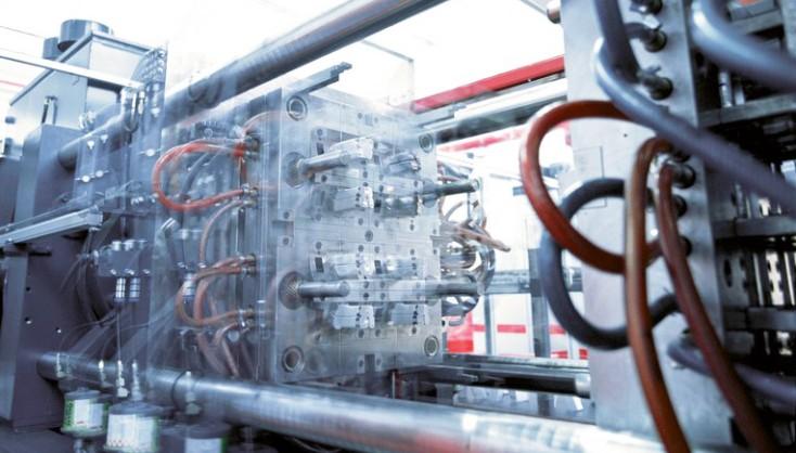 Μηχανές χύτευσης πλαστικού και μηχανές χύτευσης υπό πίεση